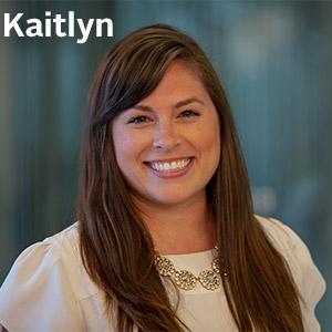 Kaitlyn Dickinson.