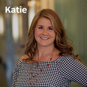 Katie Steverson.