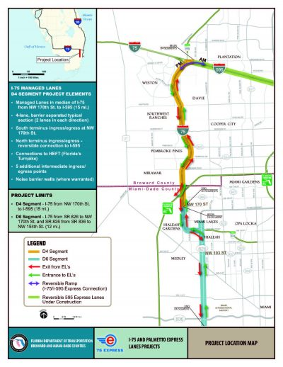 Major Milestone: 15-Mile I-75 Express Lanes Open - RS&H, Inc on m-24 road map, i-70 road map, i-72 road map, i-90 road map, i-94 road map, us 31 road map, michigan to florida road map, i-15 road map, i-80 road map, i-25 road map, i-40 road map, central florida toll road map, interstate 75 map, i-65 road map, interstate 5 road map, i-57 road map, i 75 michigan map, i 5 road map, i-20 road map, i 75 route map,