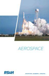Aerospace practice brochure.
