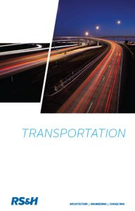 Transportation practice brochure.