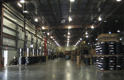 Warehouse at Ceva - Laurens, South Carolina.