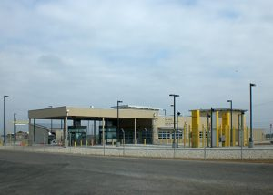 Amistad Dam Port of Entry.