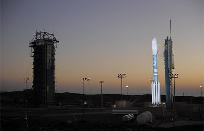 Delta II Spacecraft.