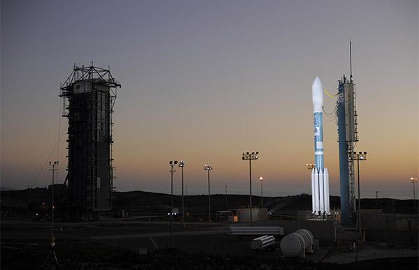 Delta II Spacecraft.