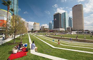 Services - Urban Design & Public Spaces.