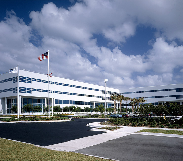 American Express Regional Operations Facility.