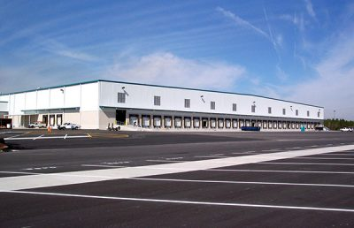 BJ's Wholesale Club - Southeast Distribution Center.