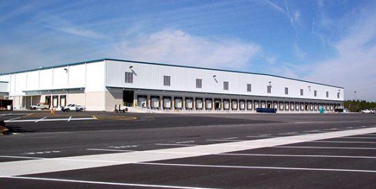 BJ's Wholesale Club - Southeast Distribution Center.