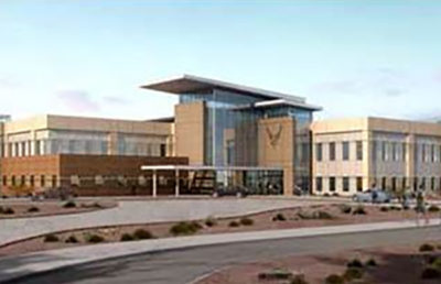 Cannon & Holloman AFB Medical and Dental Clinics.
