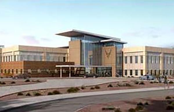 Cannon & Holloman AFB Medical and Dental Clinics.