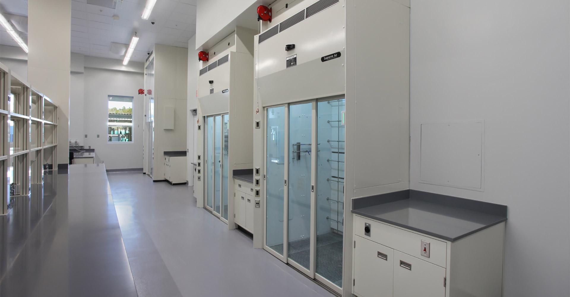 Laboratory design.