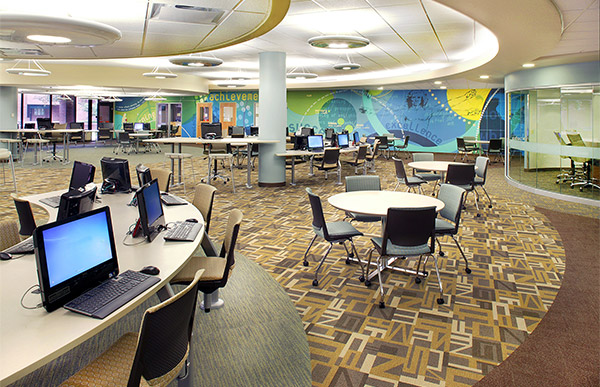 FSCJ Kent Campus Success Center.