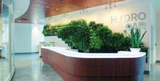 Innovation Center at Lake Nona Hydro Bar.