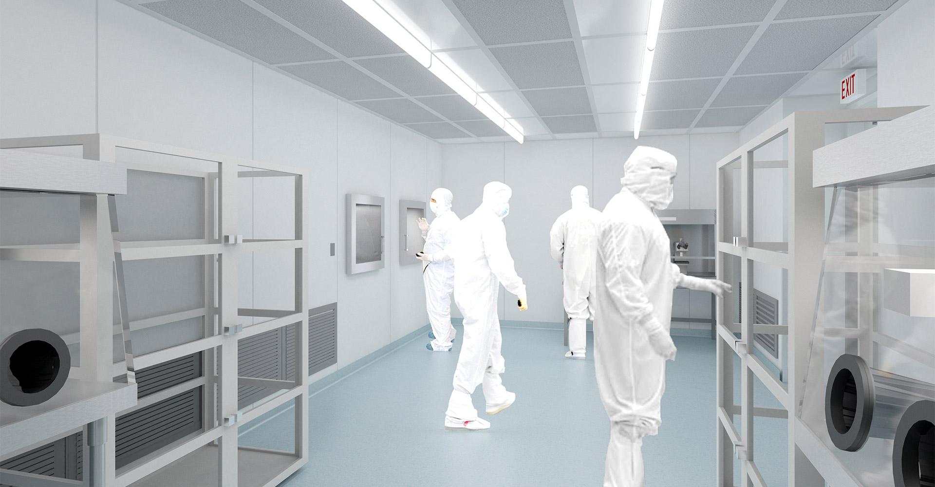 NASA Astormaterials Facility.