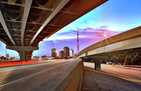 I-95 Overland.