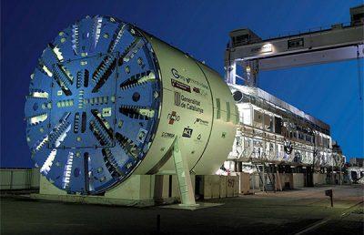 Port of Miami Tunnel.