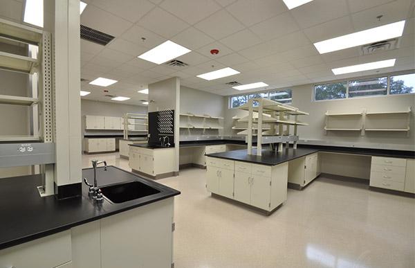 RTI Facility Interior Lab.