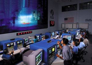 Atlas V operations center.