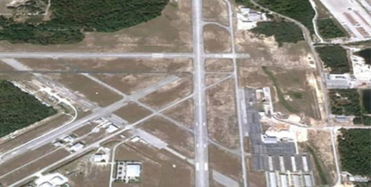 Space Coast Regional Airport Spaceport Feasibility Study.