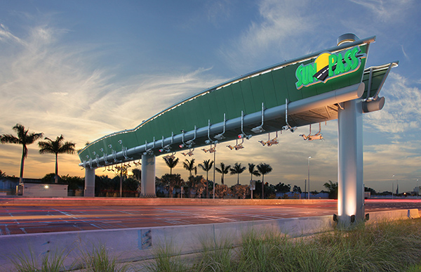 Electronic tolling - SunPass.
