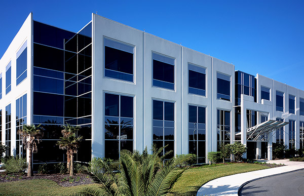Waterview Office Development.