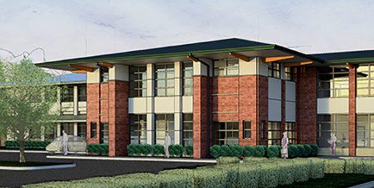 Willametta Valley Cancer Institute & Research Center.