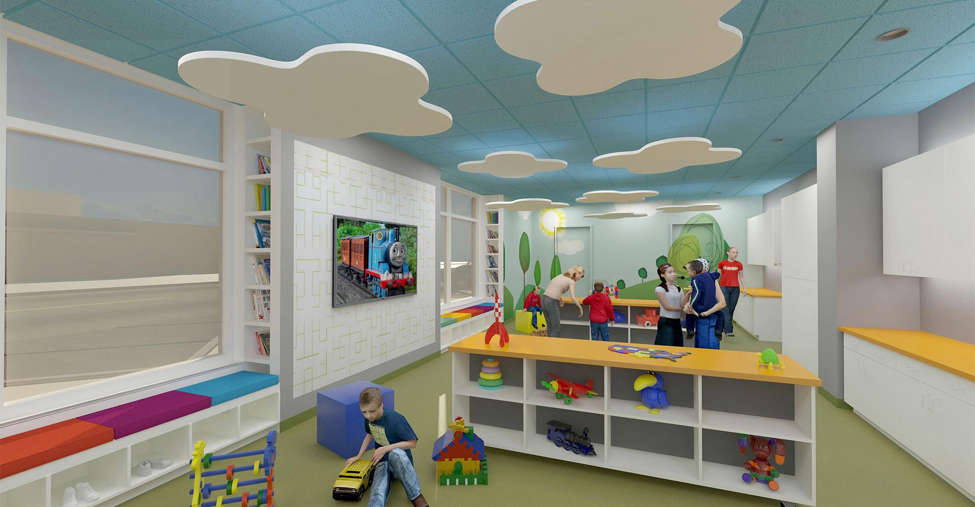 YMCA Pensacola Kid Zone.