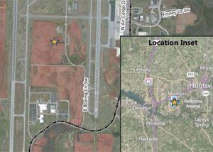 Alabama Spaceport Feasibility Study.