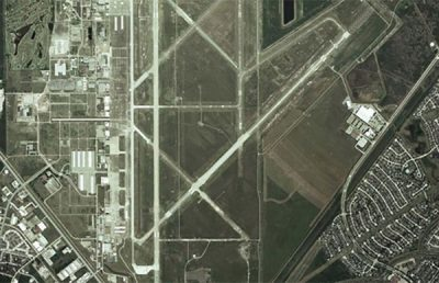 Ellington Field Spaceport feasibility study.