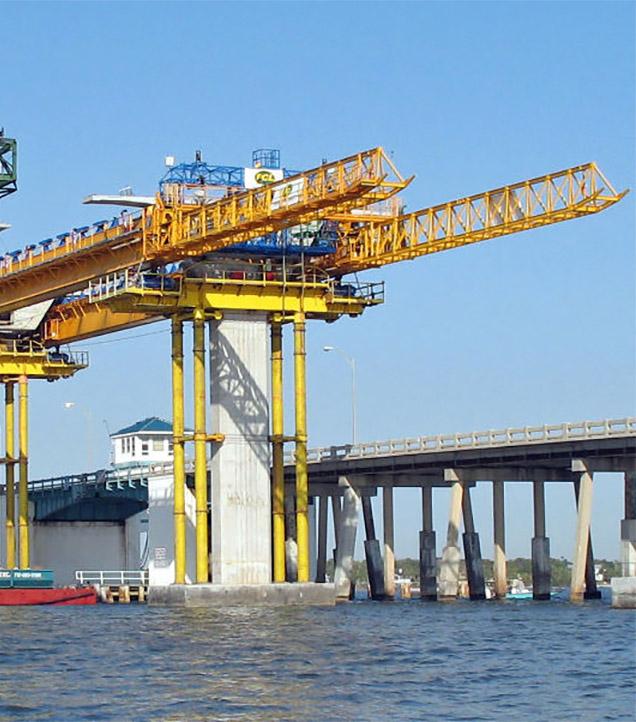 Ernest F. Lyons bridge replacement.