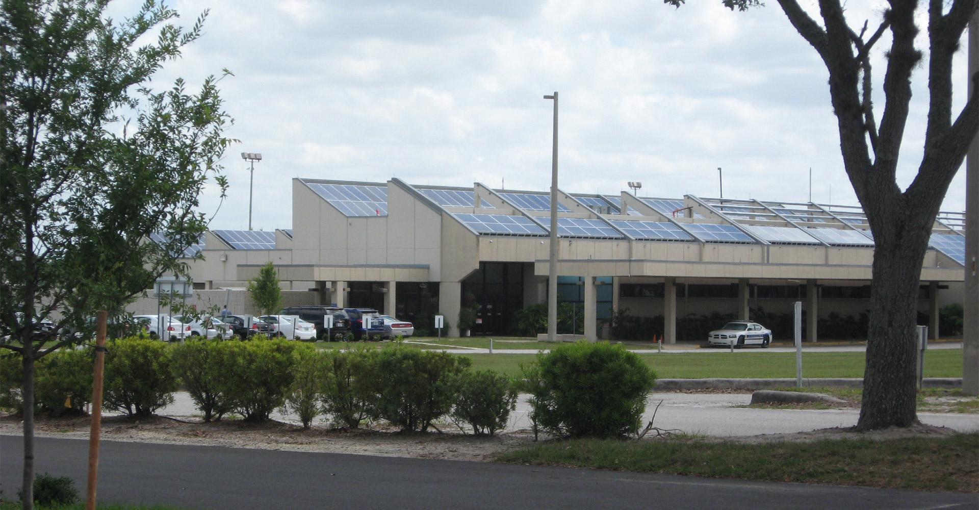Gainesville Regional Airport Solar System Design.
