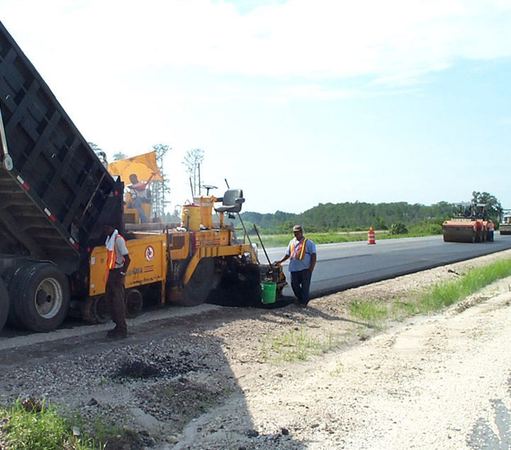 Group 83 I-95 and I-4 Widening Projects.