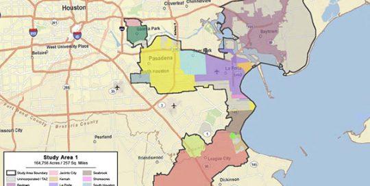H-GAC Subregional Planning Initiative.