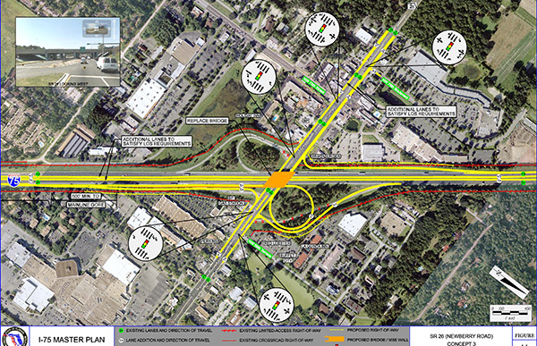 I-75 Master Plan and Traffic Analysis.