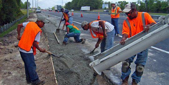 I-75 Milling and Resurfacing.