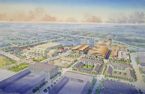 Jacksonville Area Development Plan.