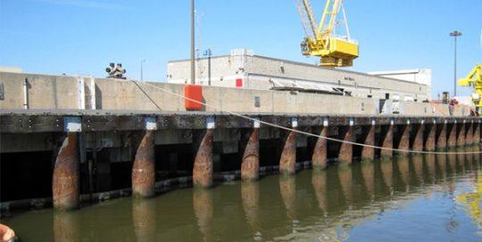 Kings Bay Waterfront Facility Repairs.