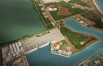 Land Use Visioning Plan and Proposal Development.