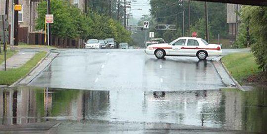 parkwood avenue storm drainage.