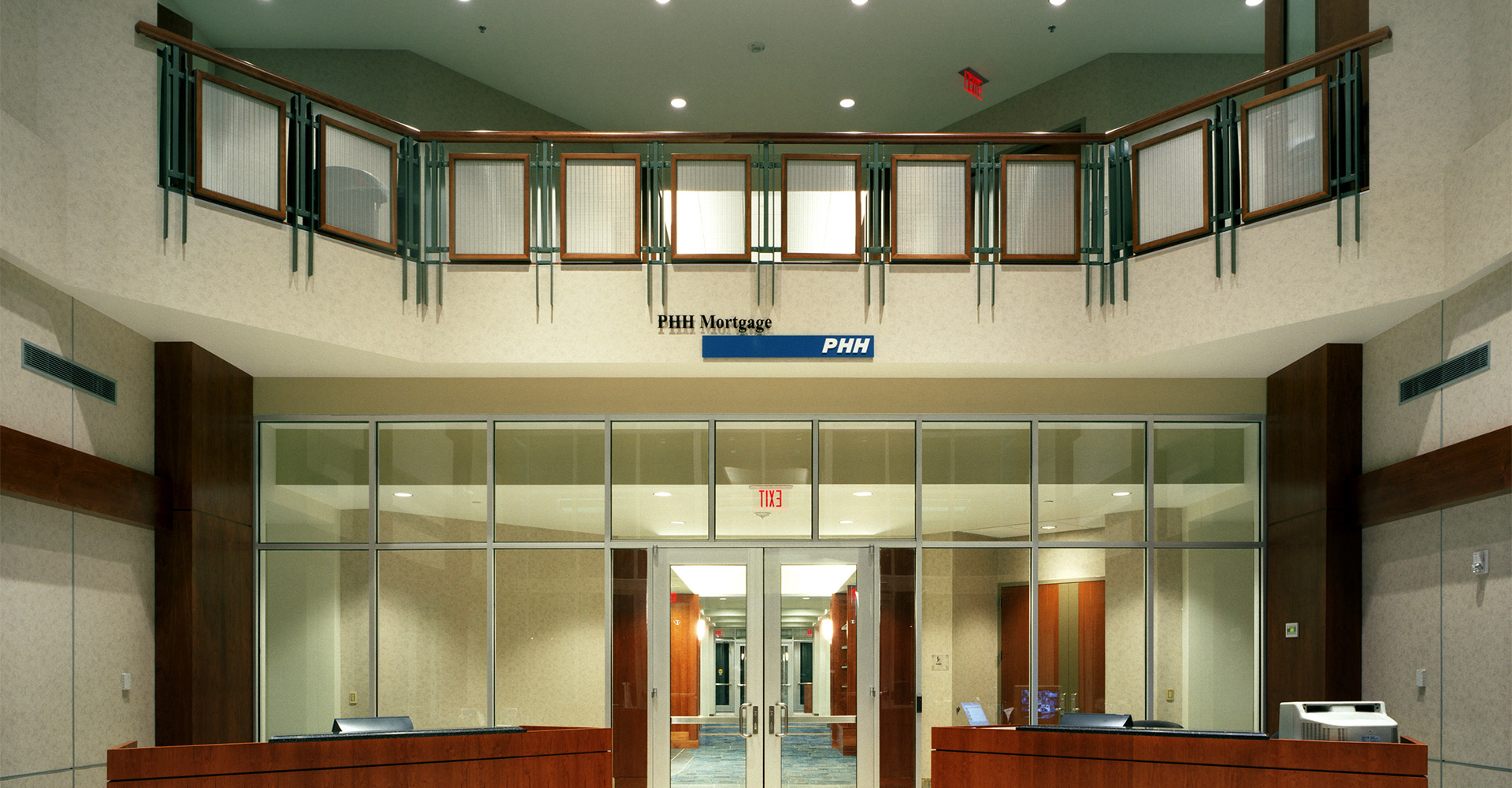 Interior of PHH.