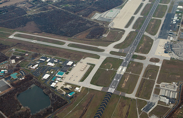 Toledo Express Airport.