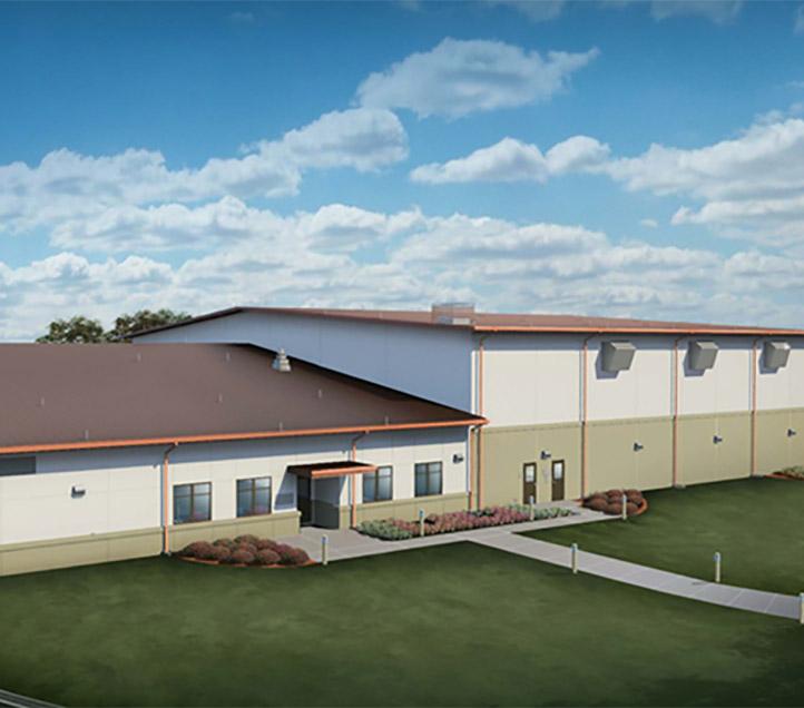 Training Support Center Design Fort Sam Houston Tx Rsh Inc