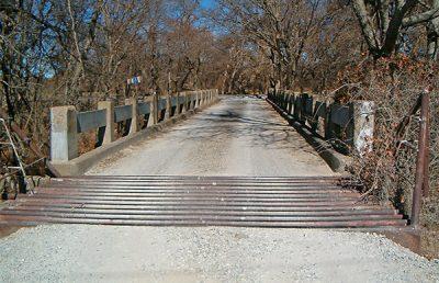 U.S. 380 Bridge Hydraulics.