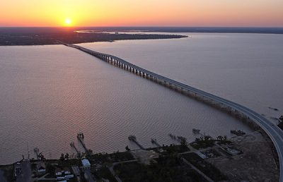 US 90 Bridge over St. Louis Bay Design-Build.