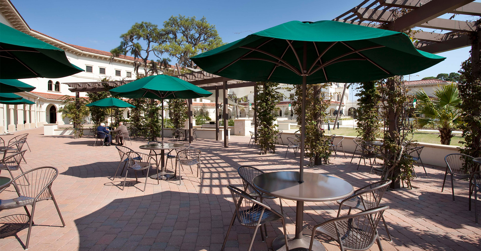 USF Student Courtyard Renovation.