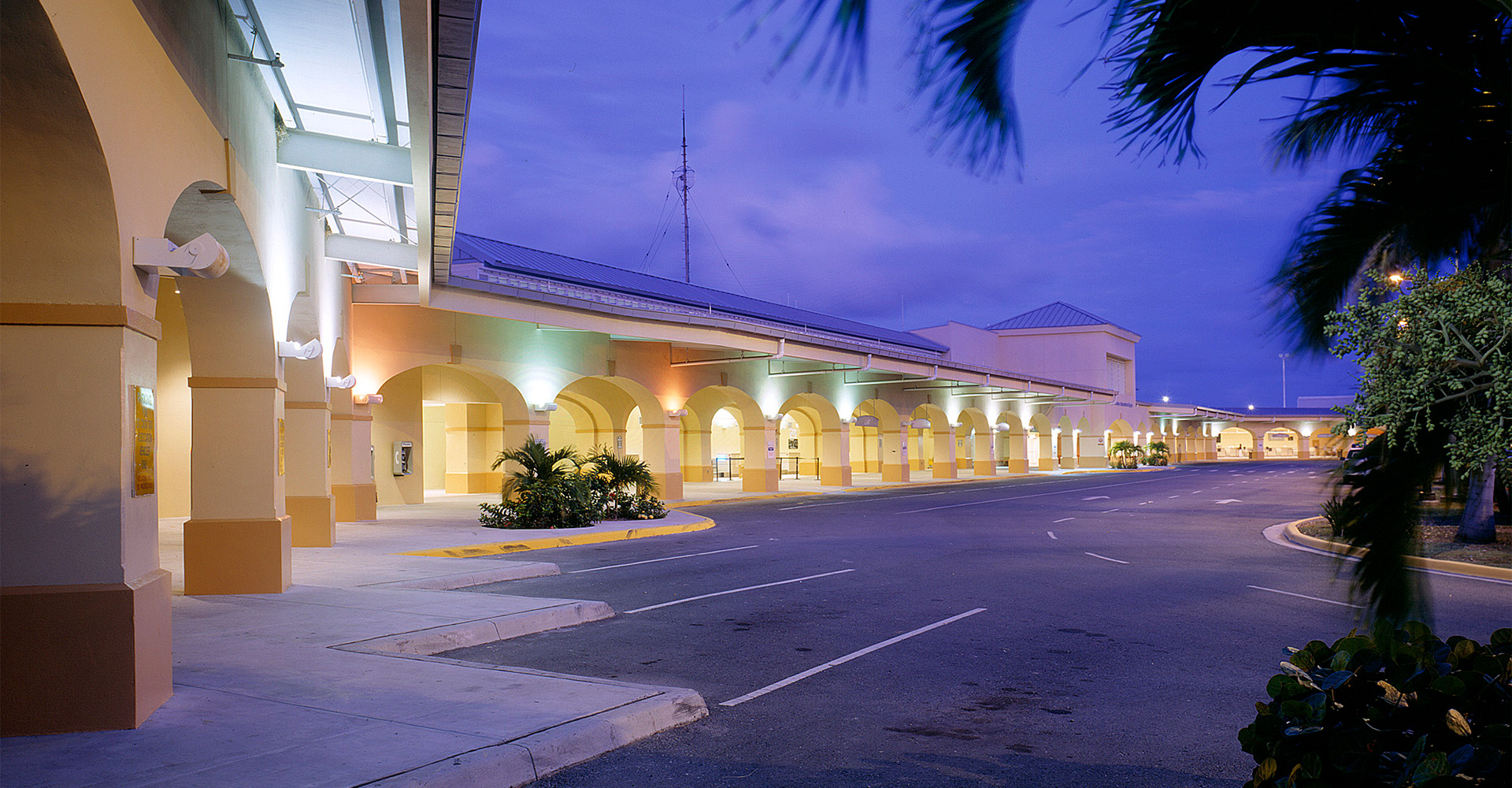 Virgin Islands Port Authority.