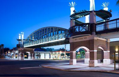 West Orange Trail and Bridge.