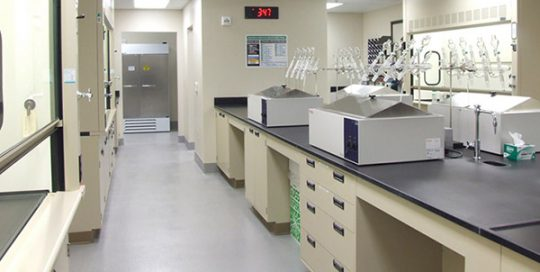 Covance Nutritional Chemistry Laboratories.