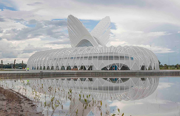 Florida Polytechnic University Innovation Science & Technology Building.